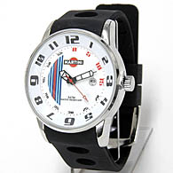 MARTINI RACING Wrist Watch (White)