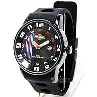 MARTINI RACING Wrist Watch (Black)