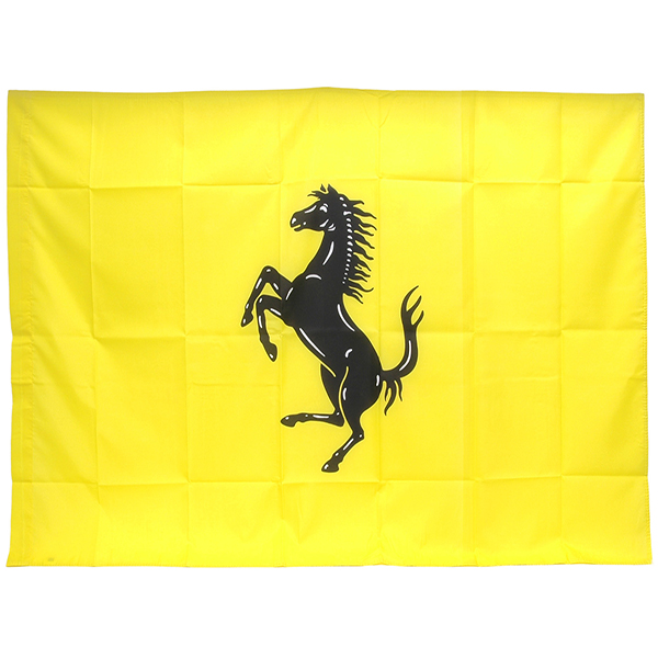 Ferrari Cavallino Flag(Yellow)<br><font size=-1 color=red>02/07到着</font>
