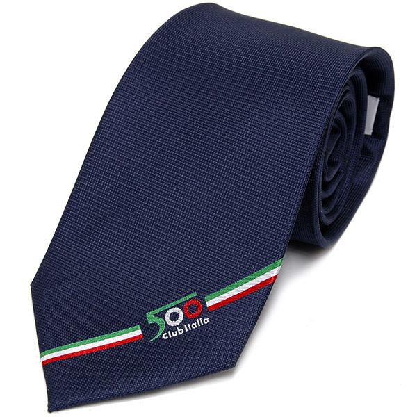 FIAT 500 Club Italia Neck Tie