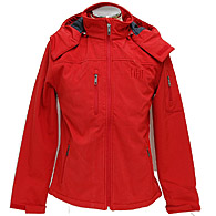 FIAT Soft Shell Jacket (Red)