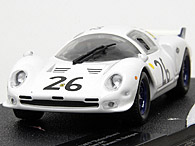 1/43 Ferrari Racing Collection No.42 365P Elefante Biancoミニチュアモデル