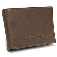 Alfa Romeo Leather Card Holder