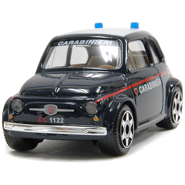 1/43 FIAT 500 carabinieri Miniature Model
