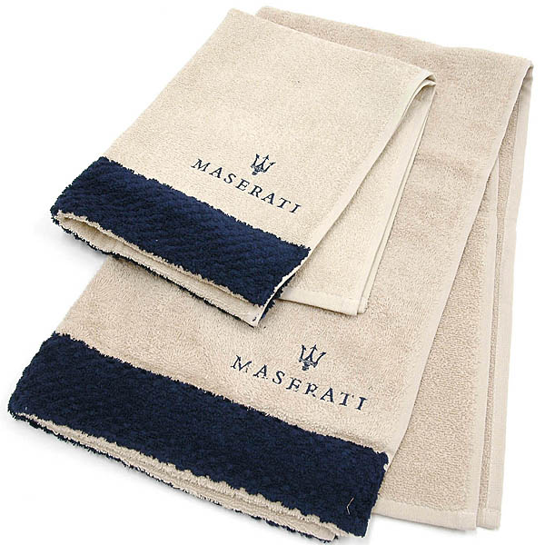 MASERATI Towel Set