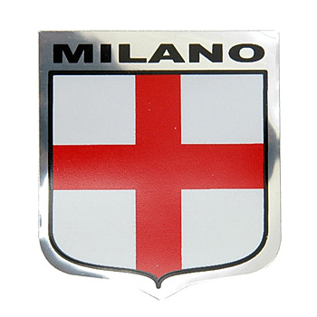 CITY SYMBOL Sticker MILANO
