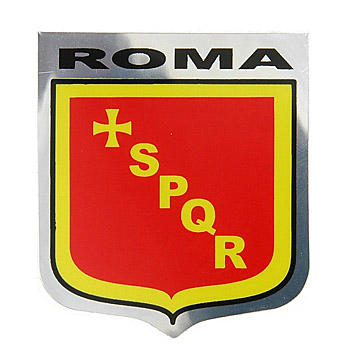 CITY SYMBOL Sticker ROMA
