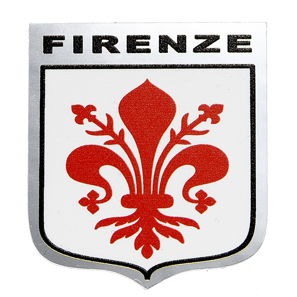 CITY SYMBOL Sticker FIRENZE