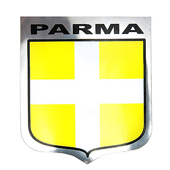 CITY SYMBOL Sticker PARMA