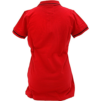 Alfa Romeo Polo Shirts(for Women/Red)