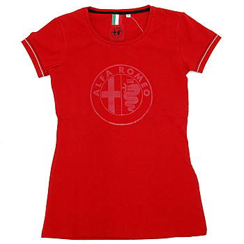 Alfa Romeo Emblem t-shirts(for Women)