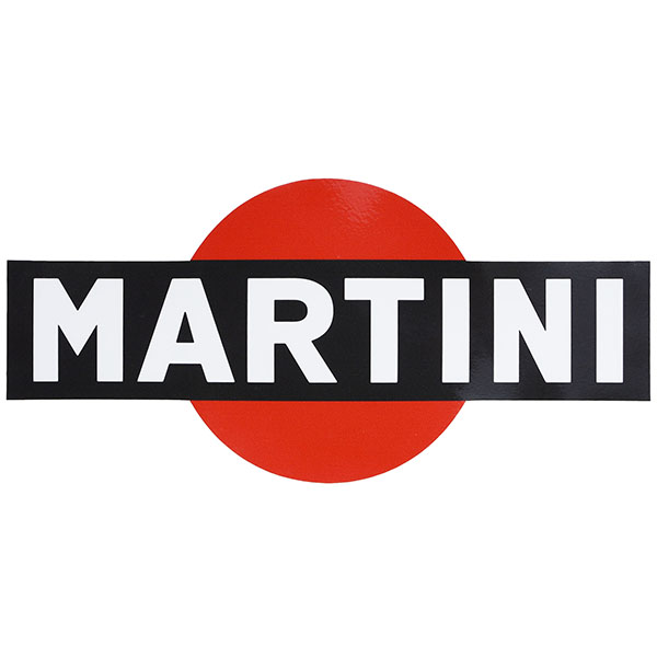 MARTINI Logo Sticker(Large)