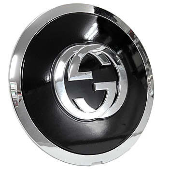 FIAT 500 by GUCCI Wheel Centre Cap(Black)