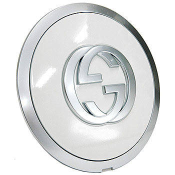 FIAT 500 by GUCCI Wheel Centre Cap(White)