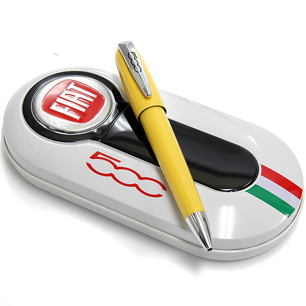 FIAT Ball Point Pen with Case