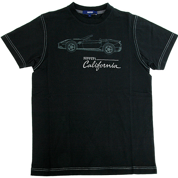 Ferrari California T-shirts
