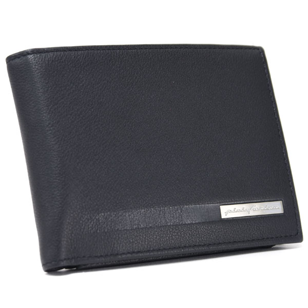 Pininfarina Leather Wallet PERGUSA by BRICS (Black)