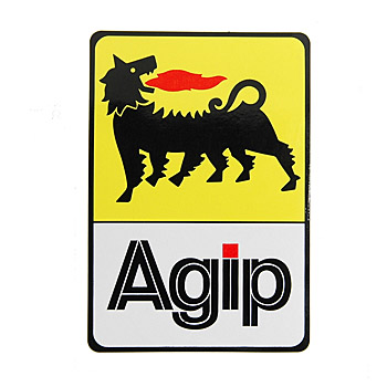 Agip Sticker(60mm*78mm)