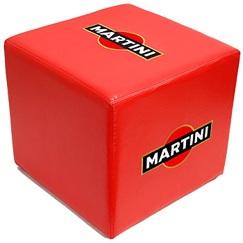 MARTINI Official Stool(Red)