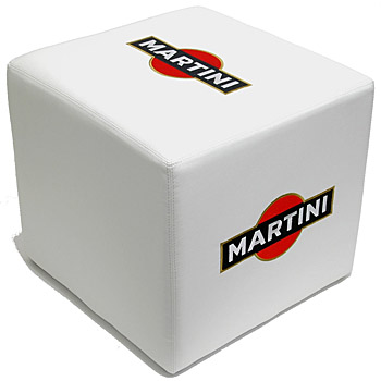 MARTINI Official Stool(White)