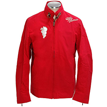 Alfa Romeo Vintage Canvas Jacket<br><font size=-1 color=red>09/20到着</font>
