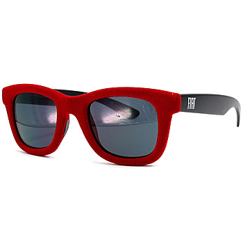 FIAT Sun Glasses-Velbet/Red&Black-by Italia Independent