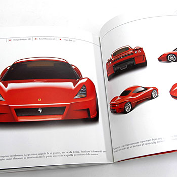 Ferrari NEW CONSEPTS OF THE MYTH