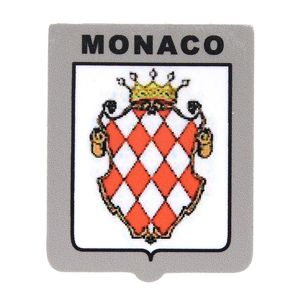 City Symbol Sticker MONACO