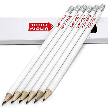 1000 MIGLIA Official Pencil Set(Set of 6pcs.)