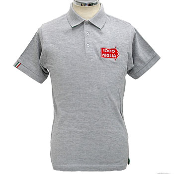 1000 MIGLIA Official Polo Shirts(Tricolor)