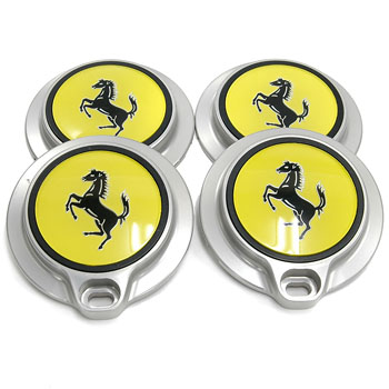 Enzo Ferrari Wheel Centre Cap Set