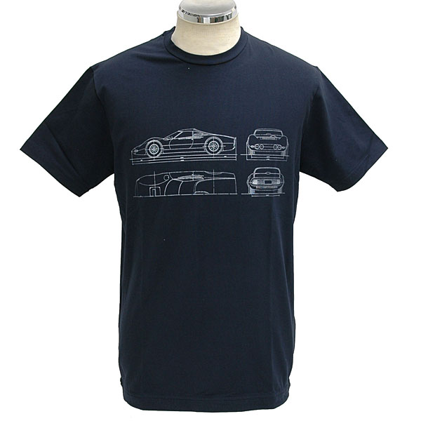 Pininfarina dino T-shirts-SERGIO Collection-