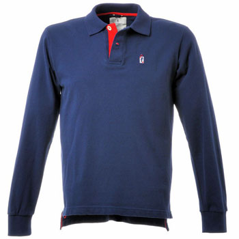 Pininfarina Memorial Polo Shirts(Long sleeves)