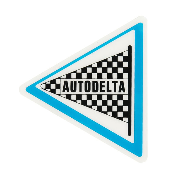 AUTODELTA Sticker