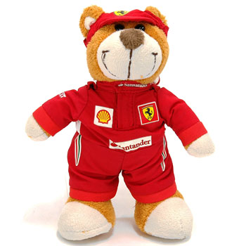 Ferrari 2008 Bear Mascot(180mm)