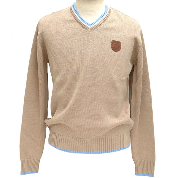 ABARTH HERITAGE V-Neck Sweater