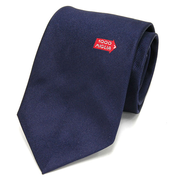 1000 MIGLIA Official Neck-tie(Emblem)