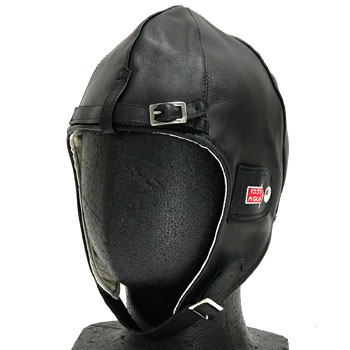 1000 MIGLIA Offocial Leather Helmet(Black)