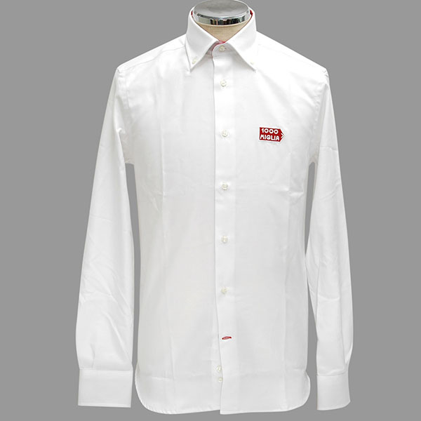 1000 MIGLIA Official B.D.Shirts-AUGUSTA-