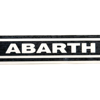 ABARTH 500 Instrument Panel Decor(for RHD/Black)
