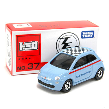 FIAT 500 TOMICA Limited Edition