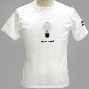 FIAT 500 T-shirts-Are You Genius?-