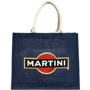 MARTINI Hemp Tote Bag