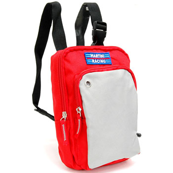 MARTINI RACING Schoulder Pouch(Red)