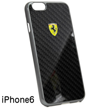 Ferrari iPhone6/6s Hard Case-F1/Black-