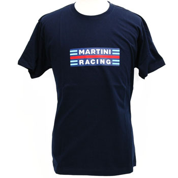 MARTINI RACING T-shirts(Navy)