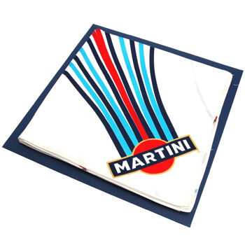 MARTINI RACING Official Scarf