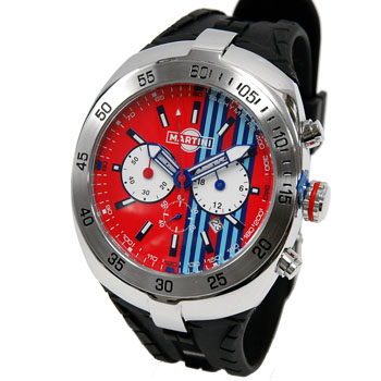 MARTINI RACING Official Watch(Red)