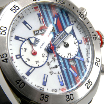 MARTINI RACING Official Watch(White)