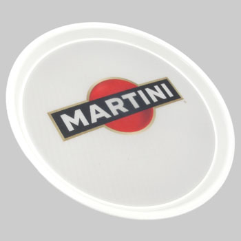 MARTINI Official Round Tray